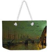 Prince's Dock Hull Weekender Tote Bag