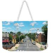 Princess Anne Avenue Fredericksburg Weekender Tote Bag