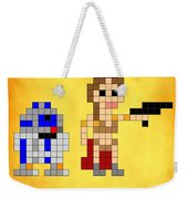 Princess Weekender Tote Bag