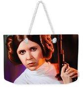 Princess Leia  Weekender Tote Bag