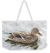 Princess Mallard Weekender Tote Bag