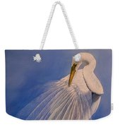 Princess Of The Mist Weekender Tote Bag