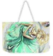 Princess Rosalina Weekender Tote Bag by Baroquen Krafts