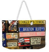 Princess Way Weekender Tote Bag
