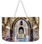 Princeton University Arches And Stairway To Education Weekender Tote Bag