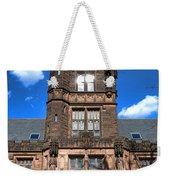 Princeton University East Pyne Hall  Weekender Tote Bag