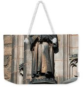 Princeton University J Witherspoon Statue  Weekender Tote Bag