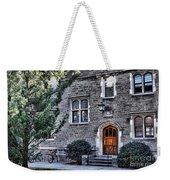 Princeton University Little Hall Weekender Tote Bag