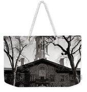 Princeton University Nassau Hall  Weekender Tote Bag