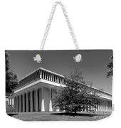 Princeton University Robertson Hall Weekender Tote Bag