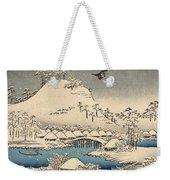 Print From The Tale Of Genji Weekender Tote Bag