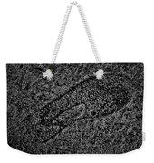 Print On Concrete Weekender Tote Bag