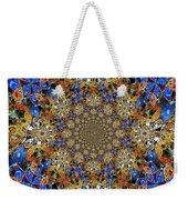 Prismatic Glasswork Weekender Tote Bag