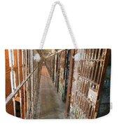 Prison Cells Weekender Tote Bag