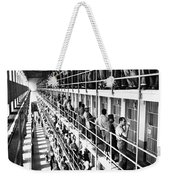 Prison: San Quentin, 1954 Weekender Tote Bag