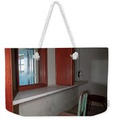 Prison Visitation Phones  Weekender Tote Bag