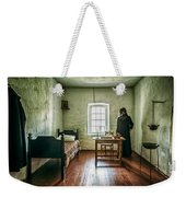 Prisoner In Jail Weekender Tote Bag