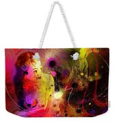 Prisoner Of The Past Weekender Tote Bag