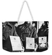 Prisoners Of War, C1942 Weekender Tote Bag