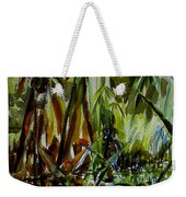 Pristine Waters Weekender Tote Bag