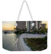 Private Beach Weekender Tote Bag