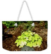 Private Garden Go Away Weekender Tote Bag