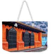 Private House Antigua Guatemala - Guatemala Weekender Tote Bag