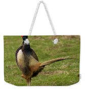 Private Pheasant Weekender Tote Bag