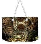Probing Deception Weekender Tote Bag