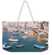 Procida Island, Italy Weekender Tote Bag