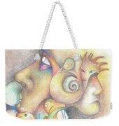 Profile Weekender Tote Bag