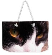 Profile Of Paws Weekender Tote Bag