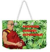 Profundity Weekender Tote Bag