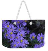 Profusion Of Purple Weekender Tote Bag