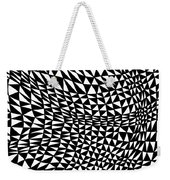 Project To The 3rd Power Weekender Tote Bag
