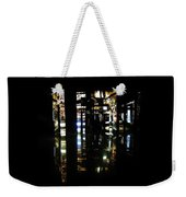 Projection - City 1 Weekender Tote Bag