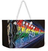 Projection Weekender Tote Bag