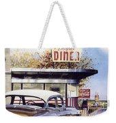 Prospect Diner Weekender Tote Bag