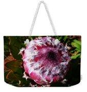 Protea Flower 1 Weekender Tote Bag
