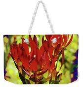 Protea Flower 4 Weekender Tote Bag