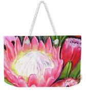 Protea Flowers #240 Weekender Tote Bag