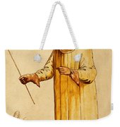 Protective Suit For Plague, 17th Century Weekender Tote Bag
