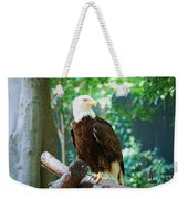Proud Eagle Weekender Tote Bag