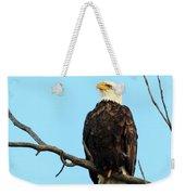 Proud Eagle Weekender Tote Bag