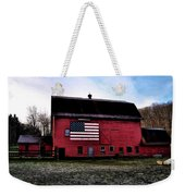 Proud To Be American Weekender Tote Bag