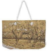 Provencal Orchard Arles  March - April 1888 Vincent Van Gogh 1853  1890 Weekender Tote Bag