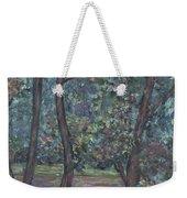 Provence Flowers Weekender Tote Bag