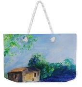 Provence House Weekender Tote Bag