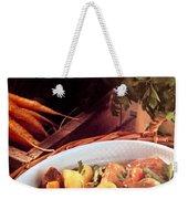 Provence Kitchen Stew Weekender Tote Bag