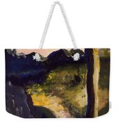 Provence Tree Weekender Tote Bag